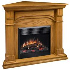 Dimplex Oxford Oak Electric Fireplace