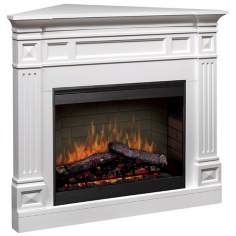 Dimplex Traditional Corner II Electric Fireplace