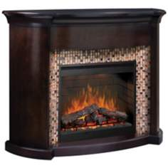 Dimplex Martindale Espresso Electric Fireplace