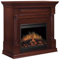 Dimplex Timothy Walnut Electric Fireplace