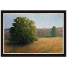"Summer Solitude I 31 1/2"" Wide Framed Wall Art"