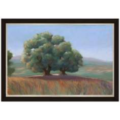 "Summer Solitude II 31 1/2"" Wide Framed Wall Art"