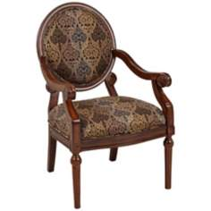 Covington Costa Rica Willow Accent Chair