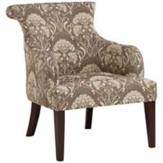 Daphine Fabric Accent Chair