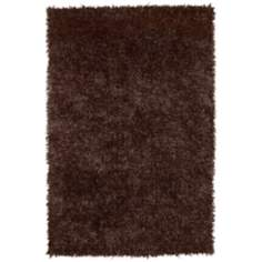 Belize BZ100 Fudge 104 Shag Area Rug