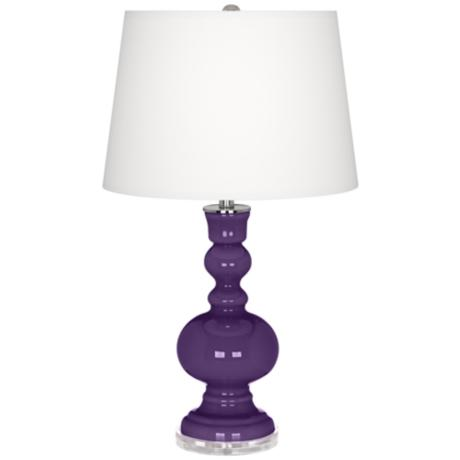 Acai Apothecary Table Lamp