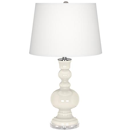 West Highland White Apothecary Table Lamp