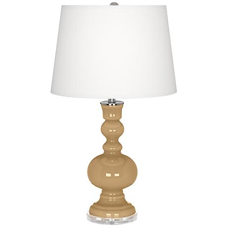 Sand Apothecary Table Lamp