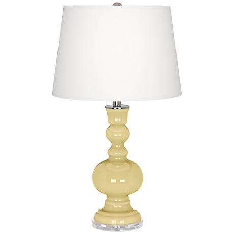 Butter Up Apothecary Table Lamp