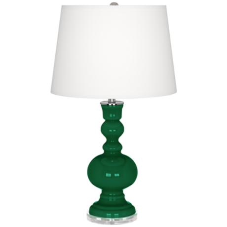 Greens Apothecary Table Lamp