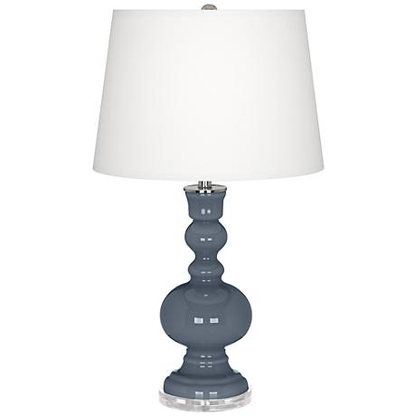 Granite Peak Apothecary Table Lamp