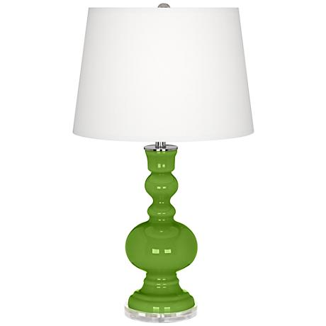 Rosemary Green Apothecary Table Lamp