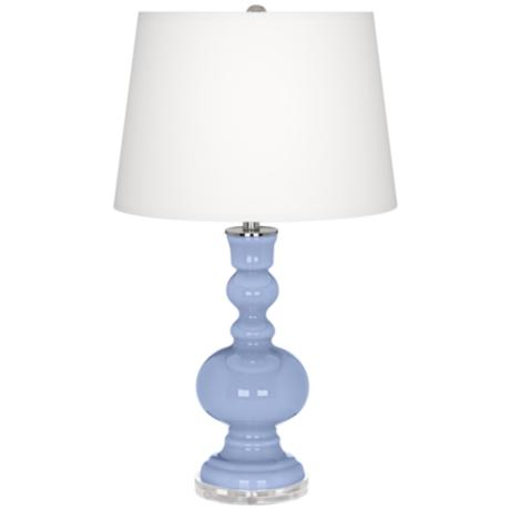 Lilac Apothecary Table Lamp