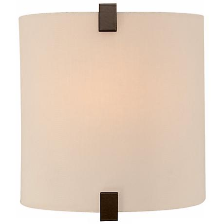 "Tech Lighting 7 1/2"" High Desert Clay Essex Wall Sconce"