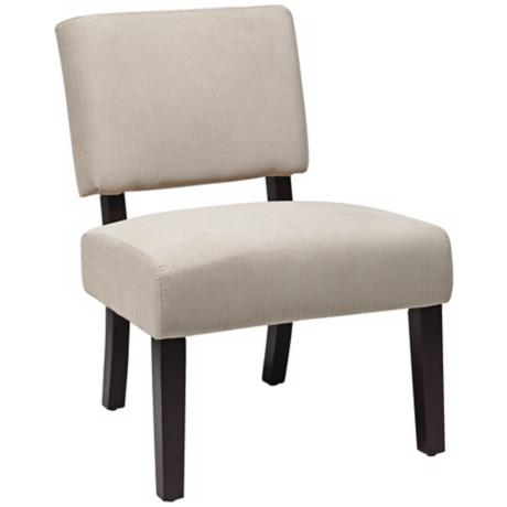 Jasmine Finesse Jute Cushioned Accent Chair