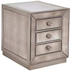 Murano Chairside 3-Drawer Chest