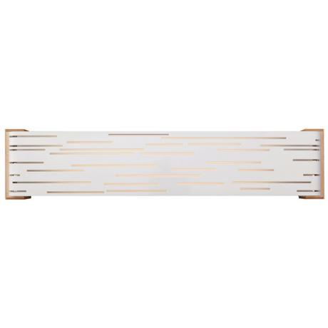 "Tech Lighting Revel Linear LED 27"" Wide White Wall Light"