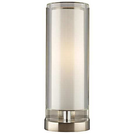 "Tech Lighting Sara 10 3/4"" High Nickel Wall Light"