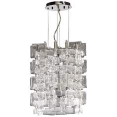 Havilland Clear Glass Pendant Light