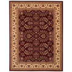 Anatolia 2867Antique Herati Red Area Rug