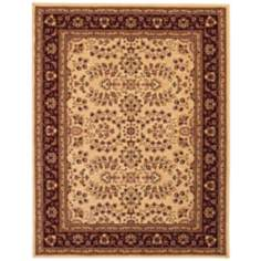 Anatolia 2867 Antique Herati Cream Area Rug