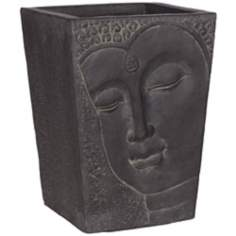 Buddha Clay Fibre Outdoor Planter