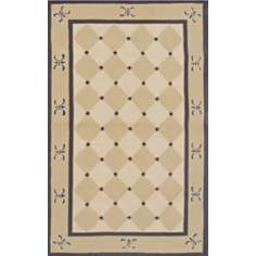Resort Italia 25349 Golden Yellow Area Rug