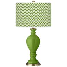Gecko Narrow Zig Zag Civitia Table Lamp