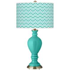 Synergy Narrow Zig Zag Civitia Table Lamp