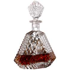 Wellington Collection Whiskey Decanter