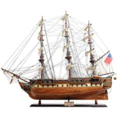 USS Constitution Exclusive Edition Replica Model