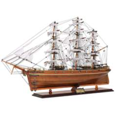 Cutty Sark Hand-Crafted Replica Model Clipper Ship