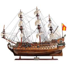 San Felipe Exclusive Edition Model Ship
