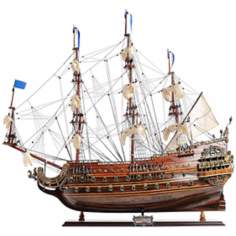 Soleil Royal Medium Ship Model