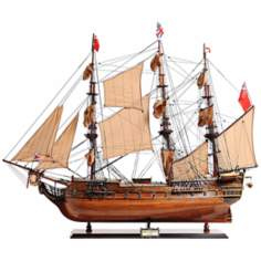 HMS Surprise Sailboat Replica Model