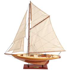 Penduick Sailboat Model
