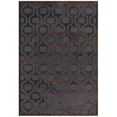 Pave 1220 Retro Pendant Contemporary Area Rug