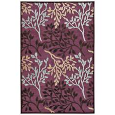 Pave 1238 Olive Branch Contemporary Area Rug