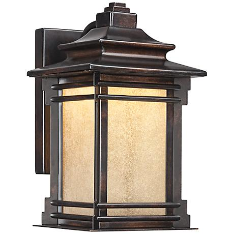 "Hickory Point 12"" High Outdoor LED Light"
