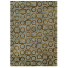 Legacy Collection 1503 Gray and Gold Area Rug