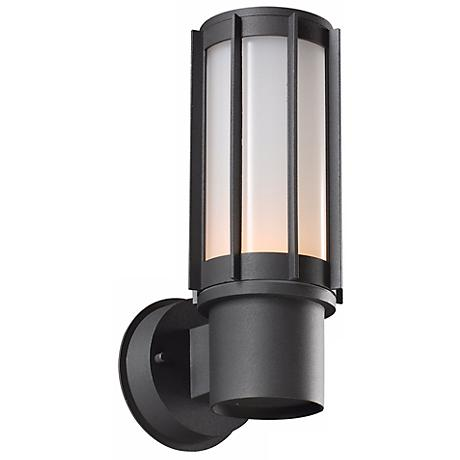 "Nauta 12"" High Bronze Outdoor Wall Light"