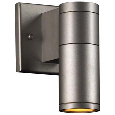 "Troll-I 7 1/2"" High Aluminum Outdoor Wall Light"