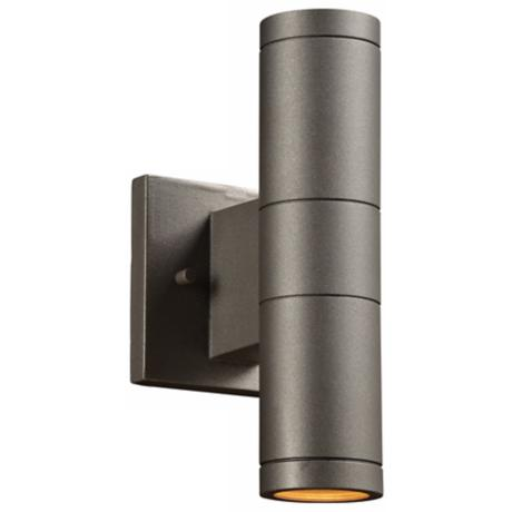 "Troll-II 10"" High Aluminum Outdoor Wall Light"