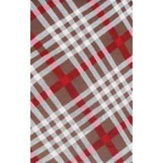 Ecconox 72386 Brit Plaid Area Rug