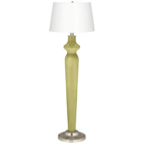 Linden Green Lido Floor Lamp