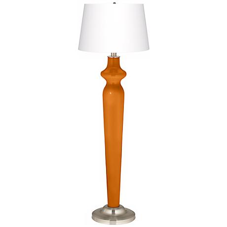 Cinnamon Spice Lido Floor Lamp