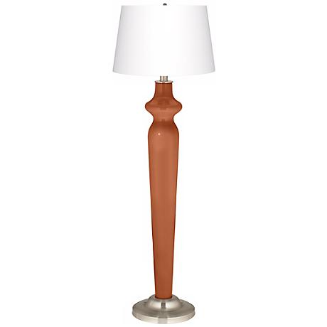Fawn Brown Lido Floor Lamp