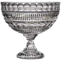 Princeton Collection Crystal Footed Bowl