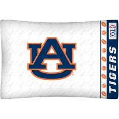 NCAA Auburn Tigers Locker Room Pillow Case