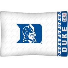 NCAA Duke Blue Devils Locker Room Pillow Case